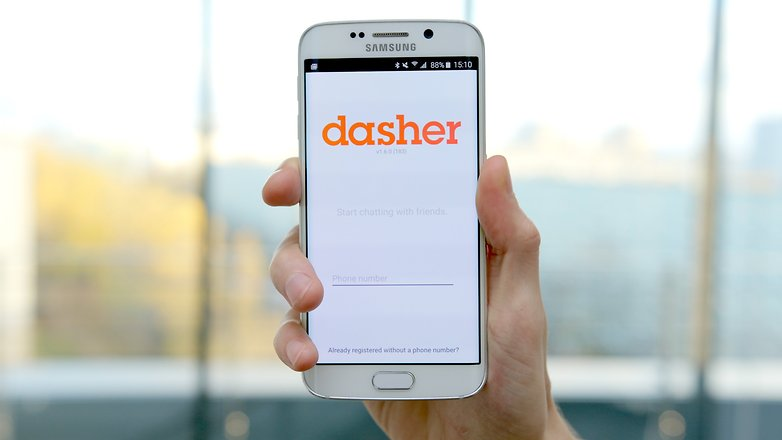dasher-messenger-app