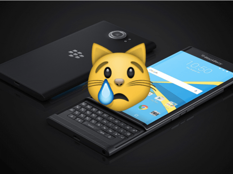 Why BlackBerry's last big phone died
