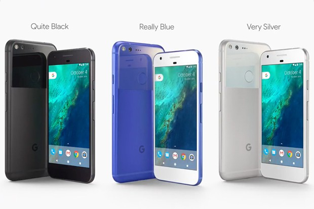 Google launches Pixel Smartphones, VR and home devices