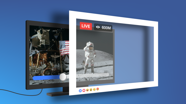 "Facebook Pages can now ""go live"" from the desktop, add live contributors and more"