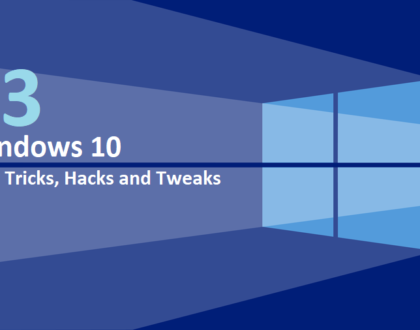 Top 23 Windows 10 tips, tricks, hacks and tweaks