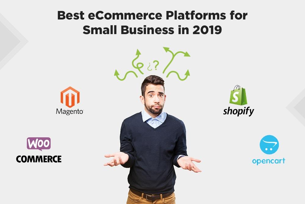 Best eCommerce Platforms & Sites 2019